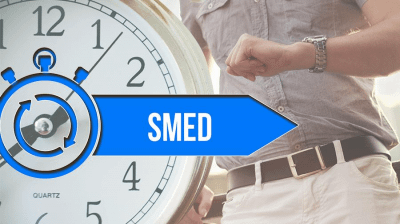 SMED - Troca rápida de ferramentas